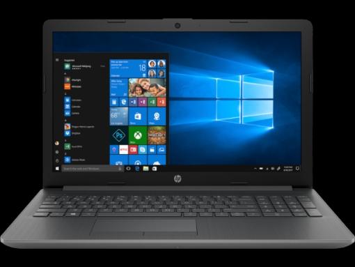 תמונה של נייד HP 15-DW0010NJ i3-8130U 8GB 256NVME WIN10 15.6 FHD Grey