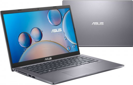 Picture of מחשב נייד Asus X415JA i3-1005G1 4GB on board 256NVME 14 FHD DOS