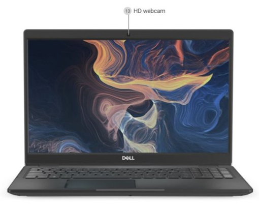 Picture of נייד DELL L3510 i5-10210 8GB 256NVME 15.6 FHD WIN10P