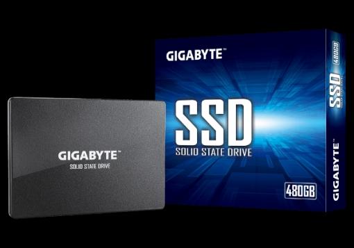 תמונה של דיסק פנימי GIGABYTE GP-GSTFS31480GNTD 480GB SATA III