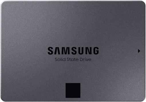 תמונה של דיסק פנימי Samaung SSD 2.5 QVO 870 2TB