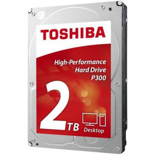 Picture of דיסק קשיח פנימי לנייח Toshiba P300 2TB 7200rpm 64MB 3.5
