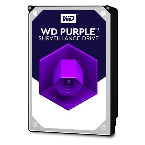 Picture of דיסק קשיח פנימי לנייח  WD 1TB Purple 5400rpm 64MB 3.5