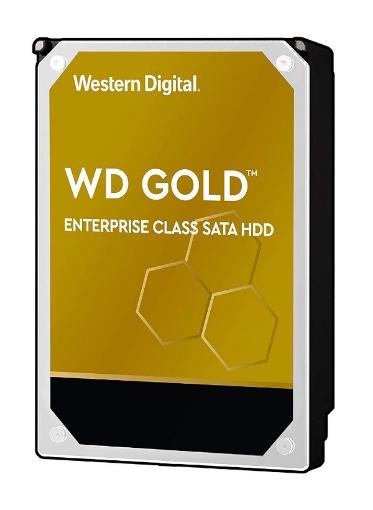 תמונה של דיסק קשיח פנימי לנייח WD 4TB Gold Enterprise 256MB Cache 7200RPM