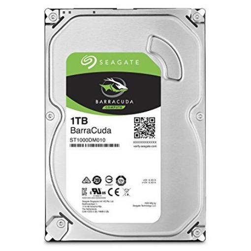 Picture of דיסק קשיח פנימי לנייח SEAGATE 1TB Green 7200rpm 64MB 3.5