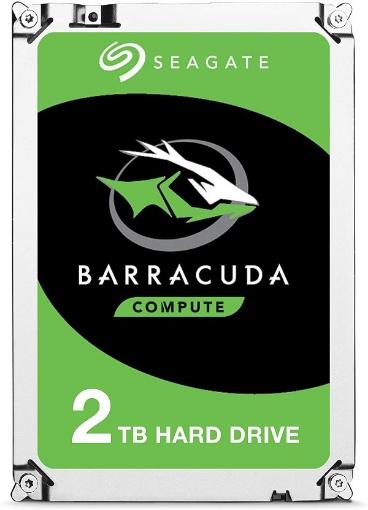 תמונה של דיסק קשיח פנימי Seagate Barracuda 2TB 3.5 7200 RPM 256MB cache