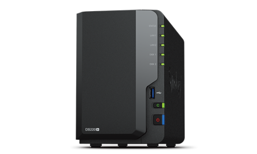 Picture of שרת אחסון Synology DiskStation DS220PLUS RAID1 2 Bay