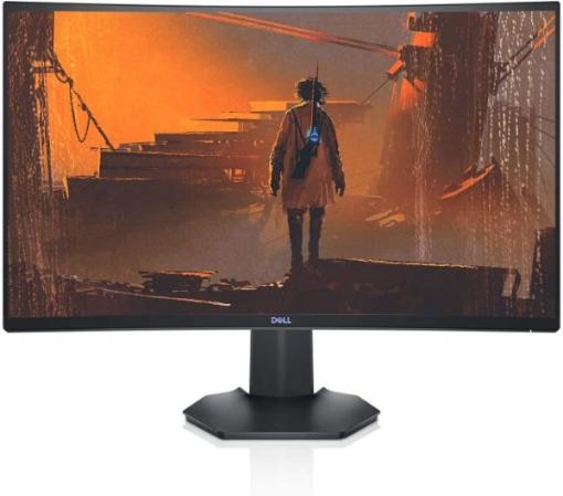 תמונה של מסך DELL Curved Gaming Monitor 27 FHD 4ms 144Hz BLACK