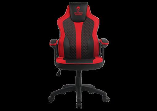 תמונה של כסא גיימינג דגם  Dragon SNIPER  שחור /  אדום