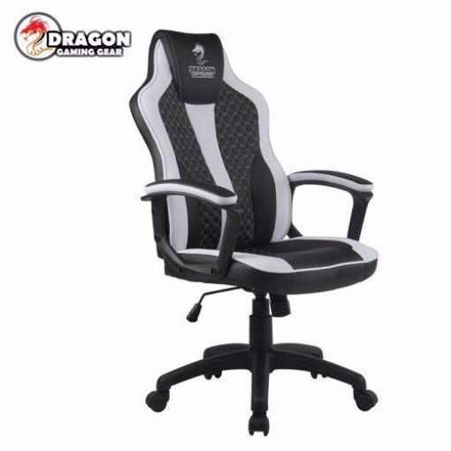 Picture of כסא גיימינג דגם  Dragon SNIPER  שחור /  לבן