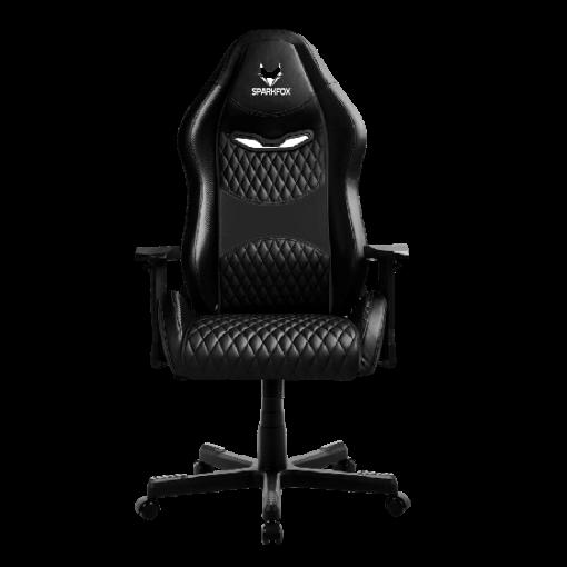 Picture of מושב גיימינג SPARKFOX בטקסטורת מעויינים gc80d שחור