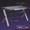 תמונה של שולחן גיימינג מקצועי עם תאורת RGB מבית LUMI
