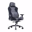 תמונה של כסא גיימינג/עבודה  Dragon BLACK MAMBA דגם בד