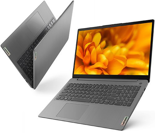 Picture of נייד LENOVO IP 3 15 i5-1135G7 8GB 512NVME 15.6 FHD DOS