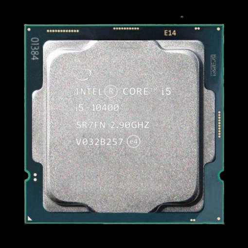 תמונה של מעבד אינטל דור 10 Inte Core i5-10400 tray 4.3Ghz 6Crs 12Thrd