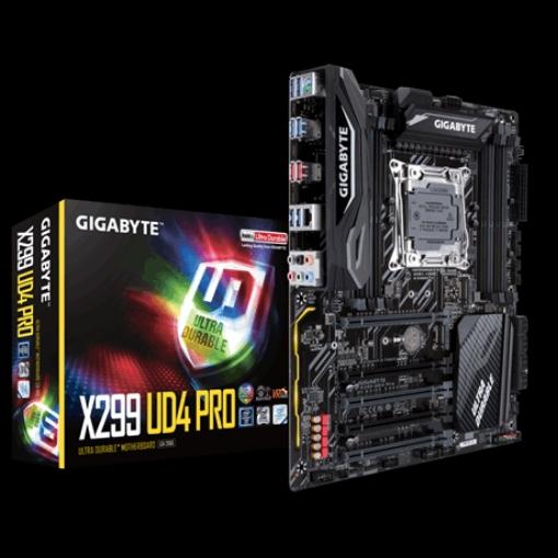 תמונה של לוח אם Gigabyte X299 UD4 Pro LGA2066