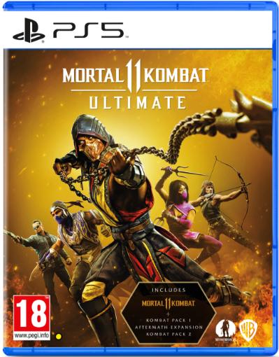 תמונה של Mortal Kombat 11 Ultimte  Edition PS5