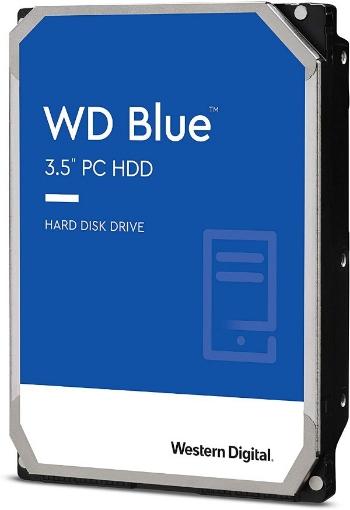 תמונה של דיסק קשיח פנימי לנייח 3.5 Western Digital 2TB Blue 256MB 7200rpm