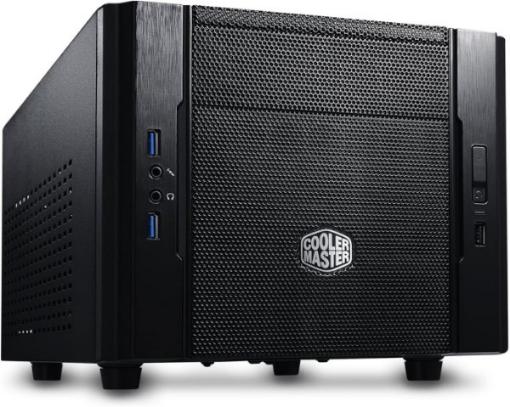 Picture of מארז Cooler Master Elite 130 Mini-Itx Black 2X usb3.0 1X usb 2.0