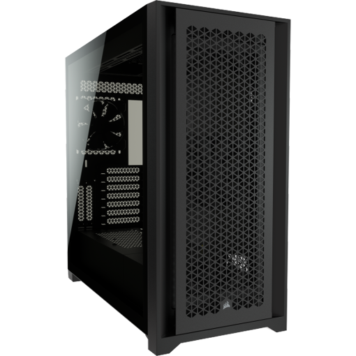 Picture of מארז CORSAIR 5000D AIRFLOW Tempered Glass Black ATX