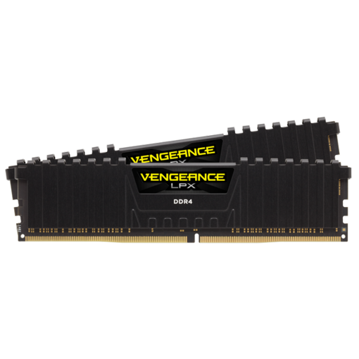 Picture of זיכרון לנייח CORSAIR VENEGANCE 2X8 16GB DDR4 3200