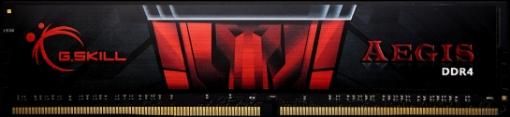 תמונה של זכרון לנייח G SKILL F4-2666C19S-8GIS 8GB DDR4 2666 Aegis 1.2v