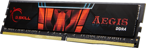 Picture of זכרון לנייח G.Skill Aegis 8GB DDR4 3200Mhz CL16 1.35V