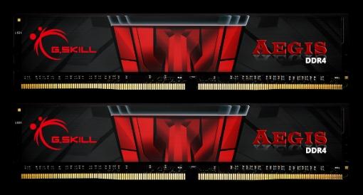 Picture of זכרון למחשב נייח G.skill Aegis 16GB 2X8 DDR4 3200Mhz