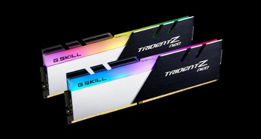 תמונה של זיכרון לנייח G.skill Trident Z Neo DDR4 3600MHz 1.35v 16GB(2x8gb)