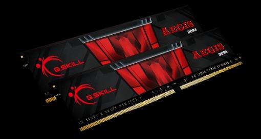תמונה של זכרון לנייח G.Skill 32GB 2X16 3200Mhz AEGIS CL16 DDR4