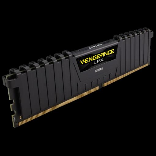 תמונה של זכרון לנייח CORSAIR CMK16GX4M1D3000C16 1X16 16GB DDR4 3000