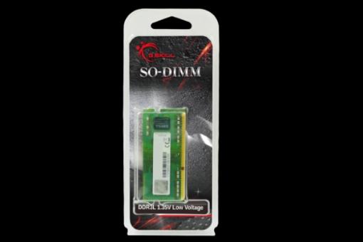Picture of זכרון לנייד G SKILL 8GB DDR3 1600 1.35V