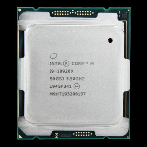 Picture of מעבד אינטל  Intel I9-10920X TRAY LGA 206619.25MB Cache 3.50Ghz