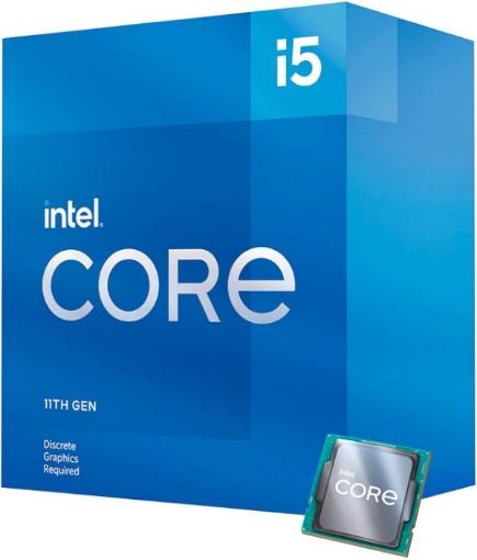 Picture of מעבד INTEL Core i5-11400F BOX 12MB LGA1200 65W NO GPU