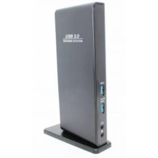 תמונה של תחנת עגינה אוניברסלי Gold Touch  USB3.0