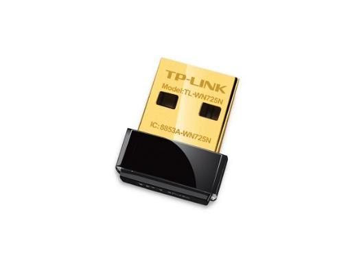 תמונה של כרטיס רשת אלחוטי TPLINK TL-WN725N USB
